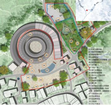 城市景观 设计建筑 居住区环境景观设计